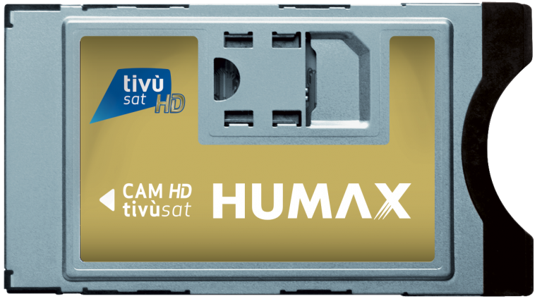CAM CI+ tivùsat HD